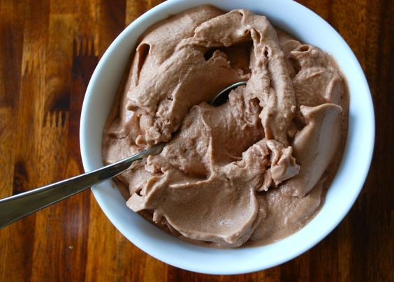 Homemade Protein Ice Cream